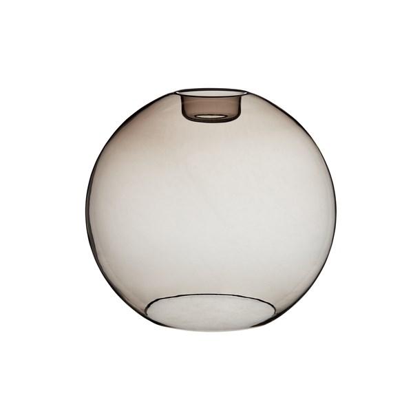 Belid Gloria E27 Ø38cm Kuppel - Røkfarget glass