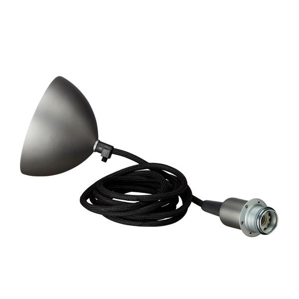 Belid Gloria E14 Oppheng - Oxidgrå/Svart