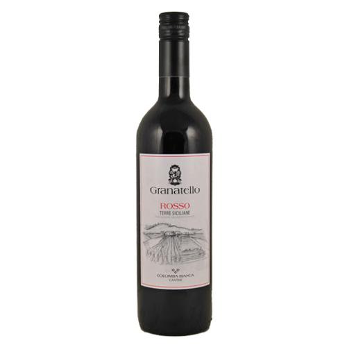 Husets Rødvin Flaske