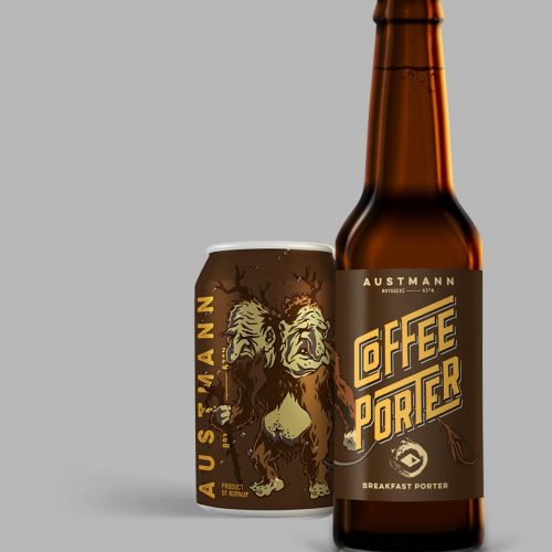 Austman Coffee Porter
