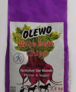 Olewo Tørkede Røbet Chips 7,5kg
