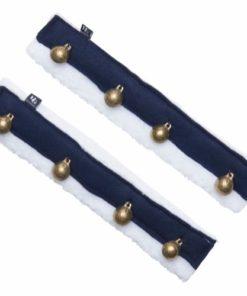 Jule Tøyleovertrekk m/bjeller Navy