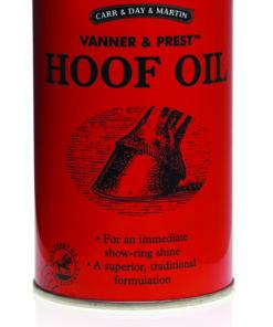 CDM Vanner & Prest Hoof Oil 500ml
