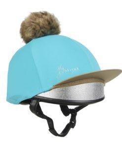 LeMieux Pom Pom Hat Azure