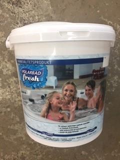 Fresh Vannkvaitetsprodukt stor boks Polarbad -20%