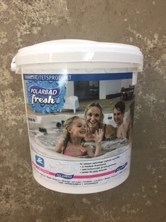 Fresh Vannkvalitetsprodukt Swimspa stor Polarbad -20%