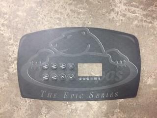 Topp Deksel TSC-80 Arctic Epic Series - Gecko