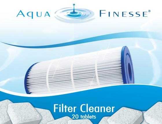 AquaFinesse Filterrens
