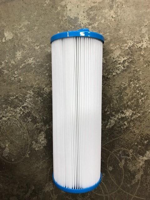 Filter Vaskbart Langt med skru