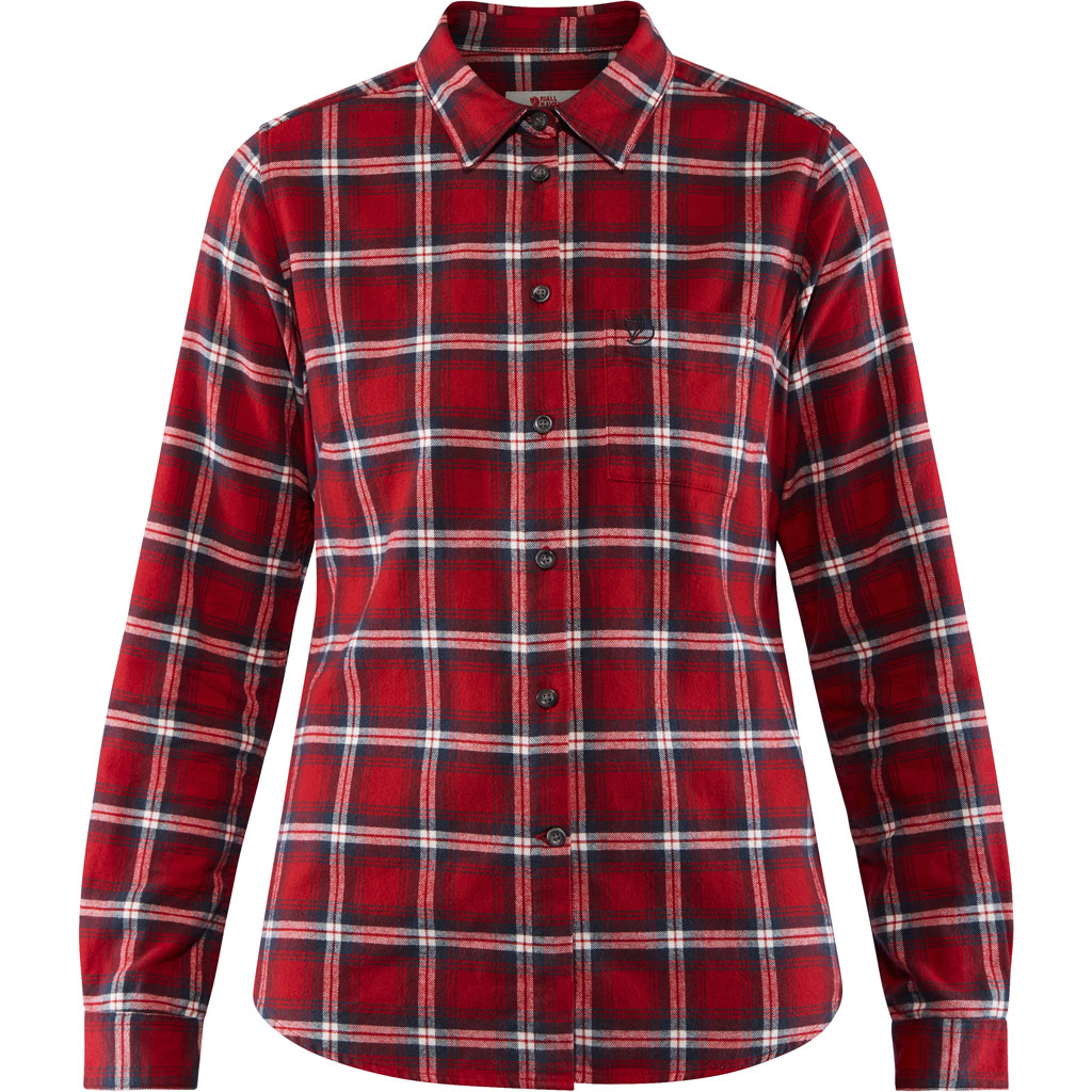 Øvik flannel shirt w