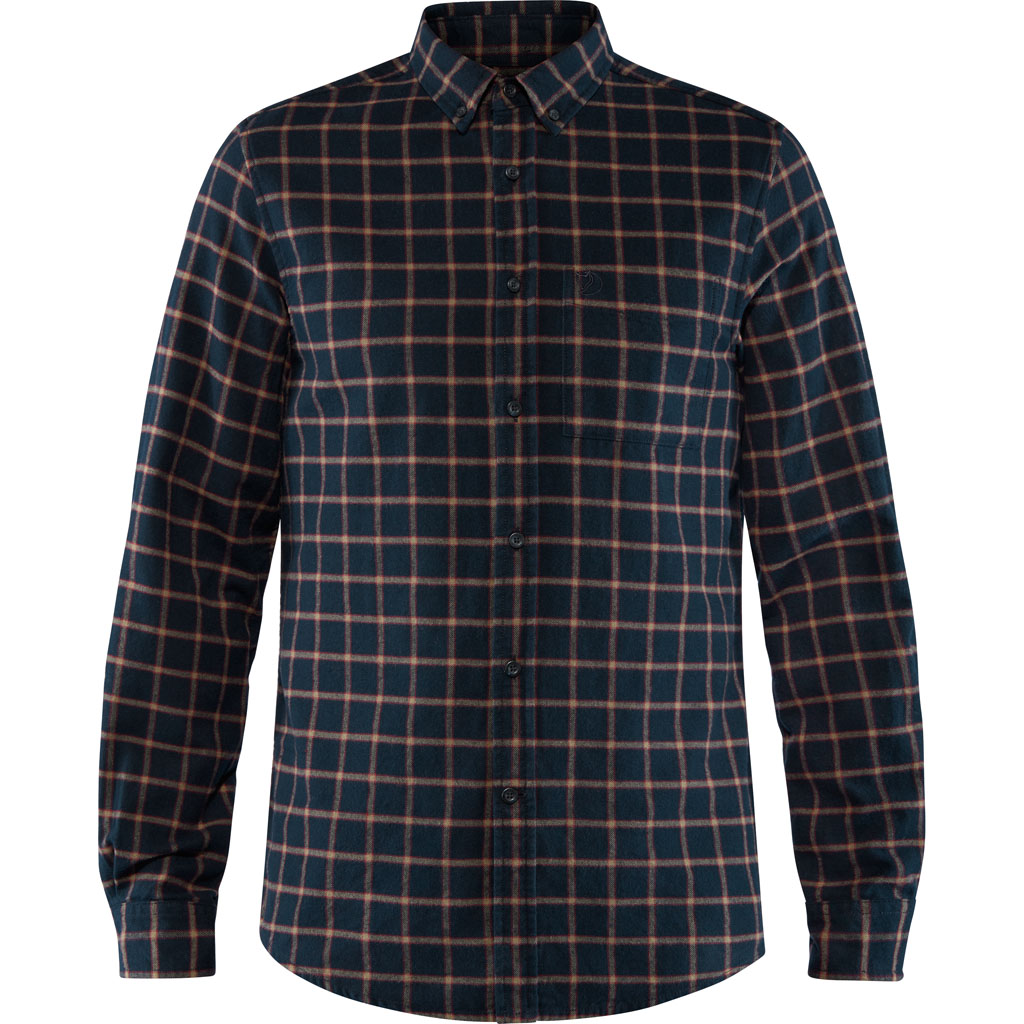 Øvik flannel shirt M