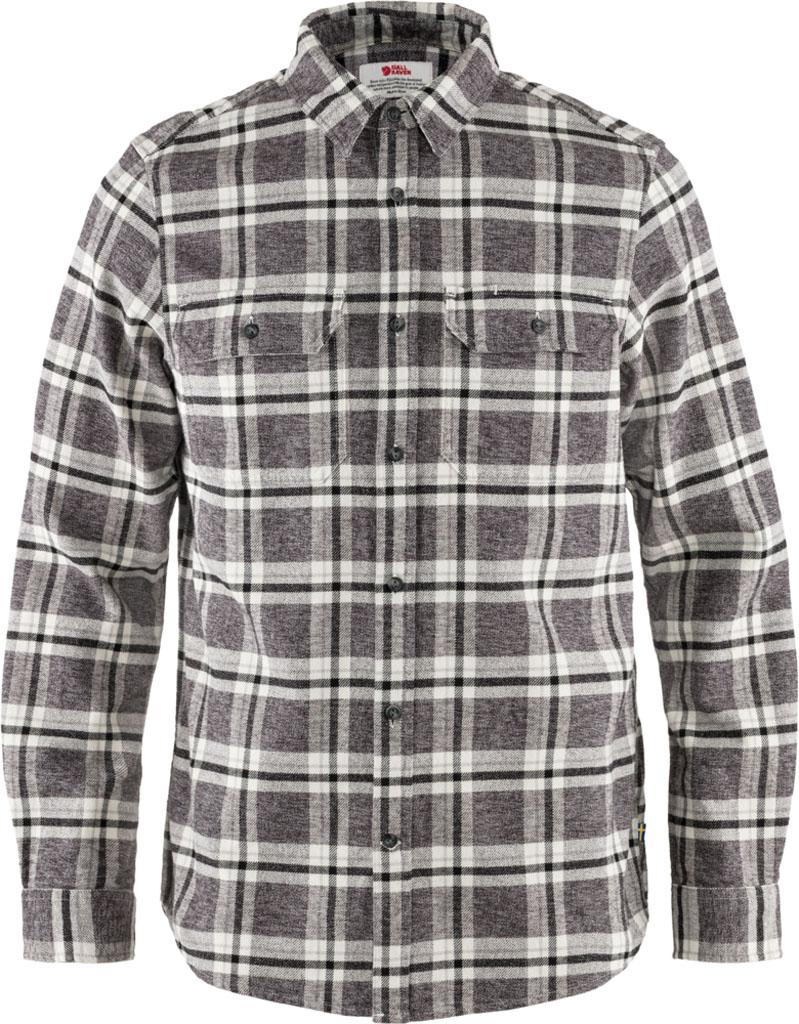Øvik heavy flannel shirt M