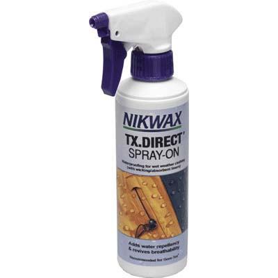 TX direct spray on