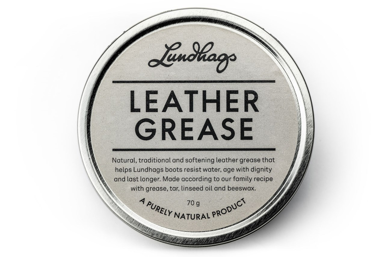 Leahter grease