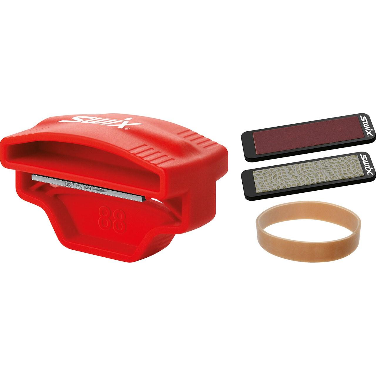 Compact edger kit