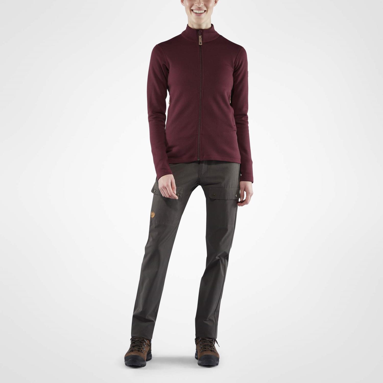 Fjällräven Keb wool sweater W