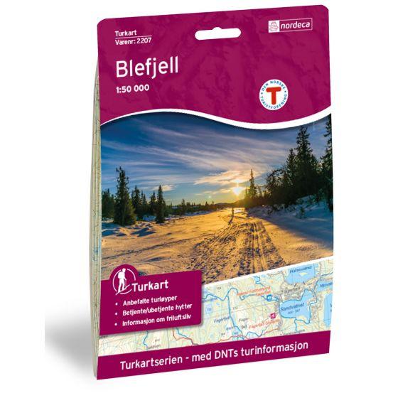 Kart Blefjell