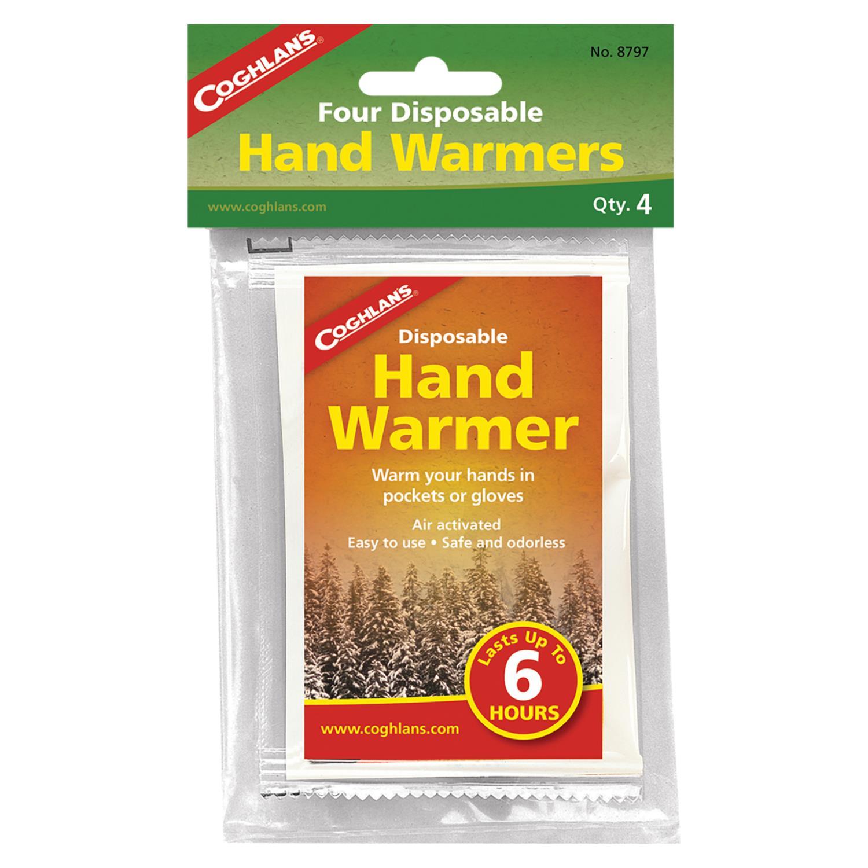 Håndvarmer 4 stk