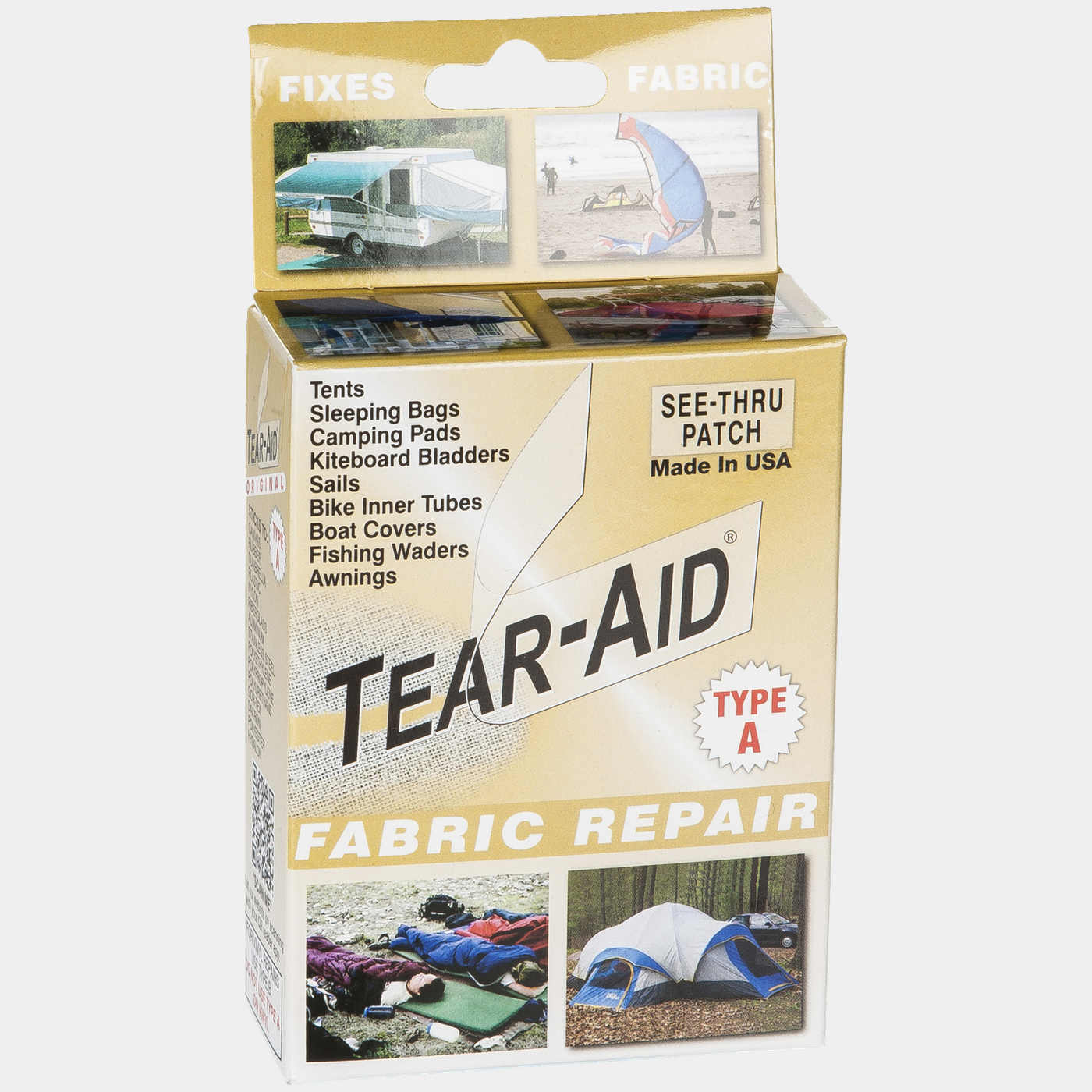 TEAR-AID REPAIR KIT - A