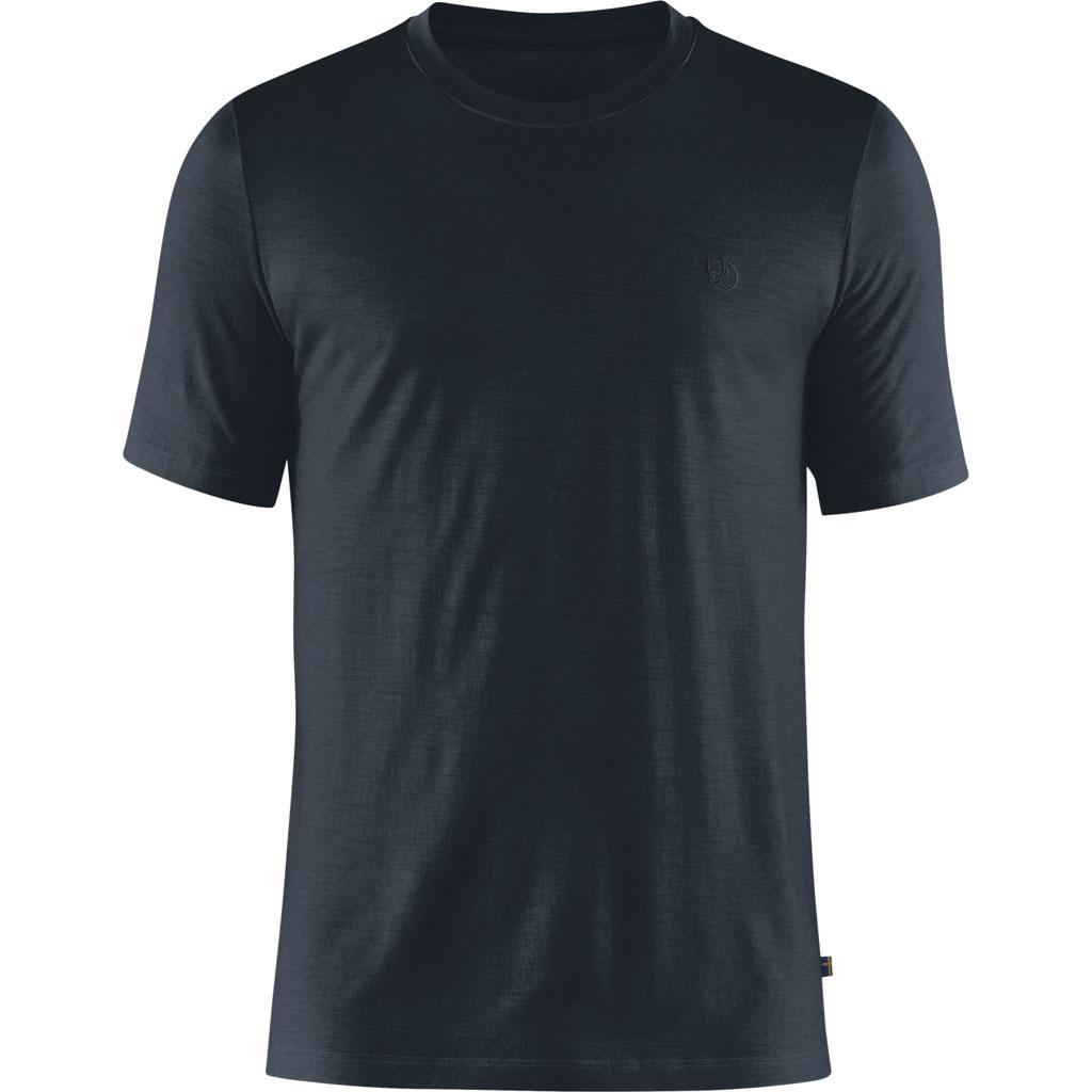 Fjällräven Abisko wool t-shirt M