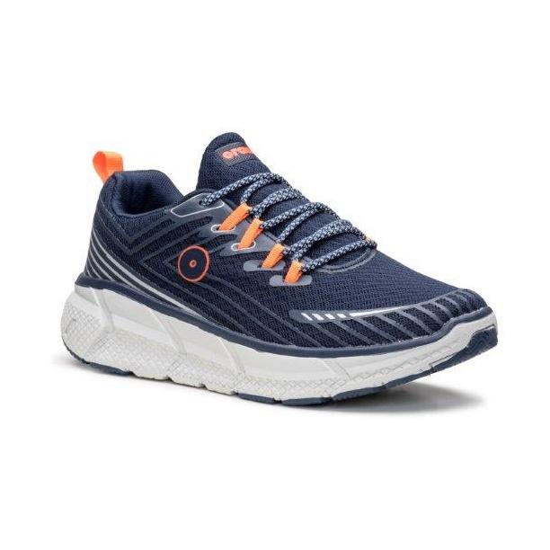 Orango joggesko herre navy/orange