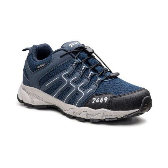2469 Hiker low dame navy