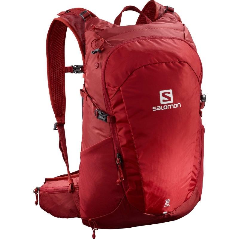 Salomon Trailblazer 30 L red