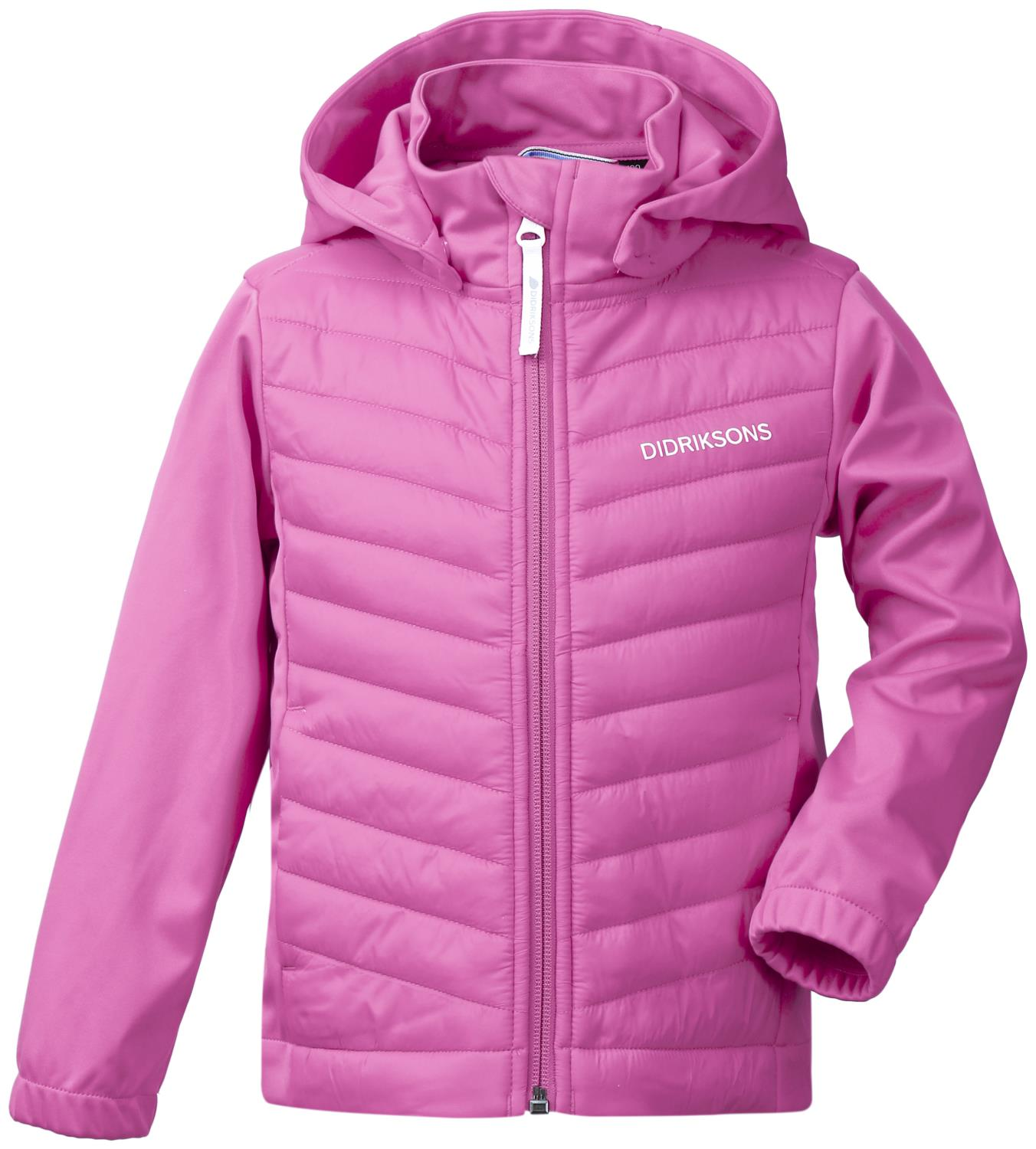 Didriksons Briske kids jkt purple