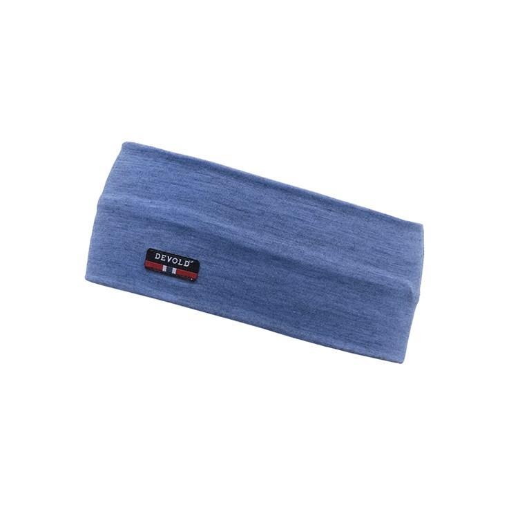 Devold Breeze headband bluebell