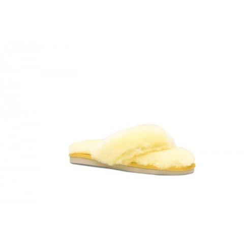 Lune Slippers dame gul