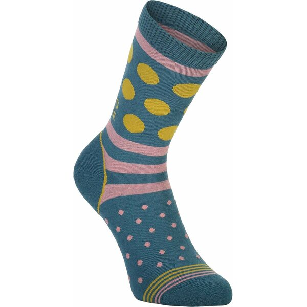 Mons Royale W All rounder sock teal