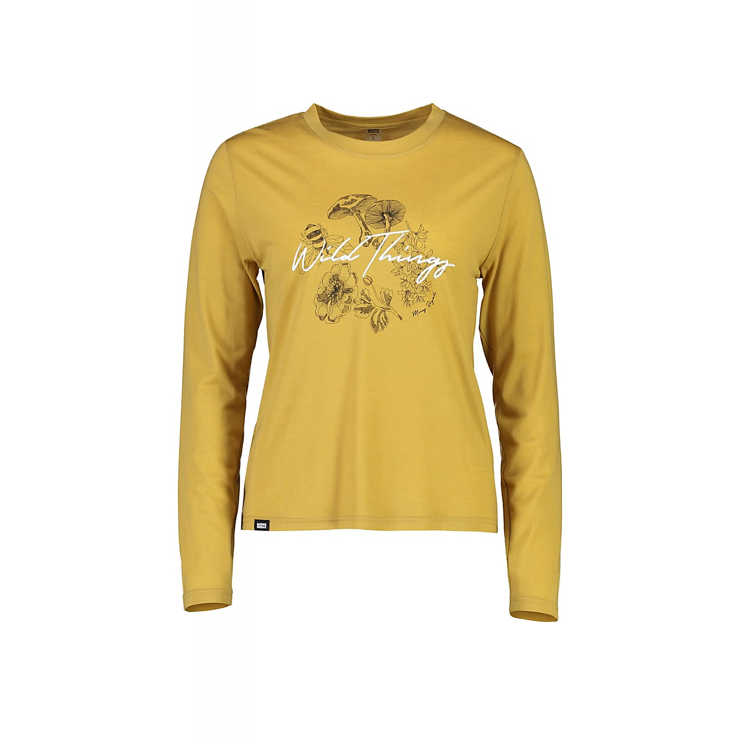 Mons Royale W Iceon relaxed LS