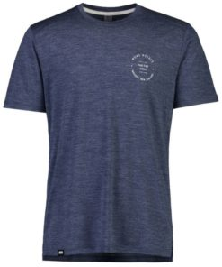 Mons Royale Mens Vapour tee Navy