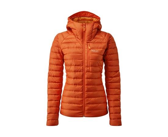 Rab Micorlight alpine jkt W orange