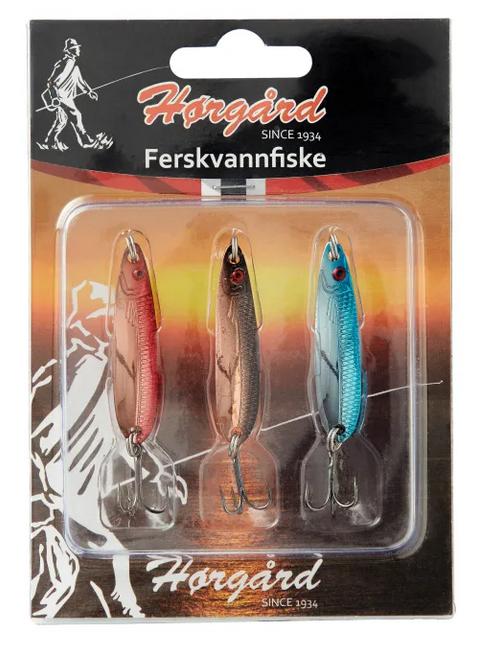 Hørgård Ferskvannsfiske 3pk