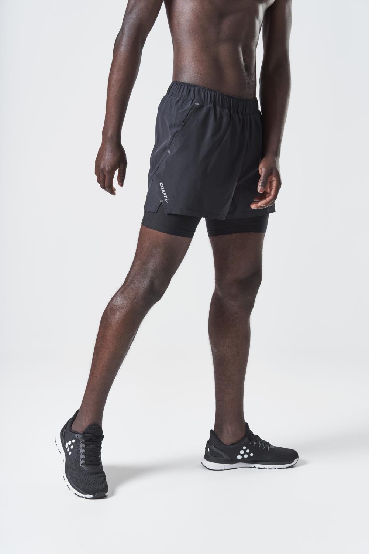 Craft Adv essence 2 in 1 stretch shorts