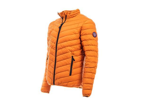 Move on Røros dunjakke JR orange