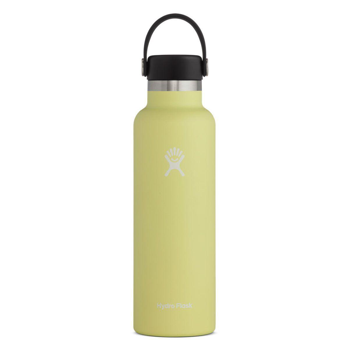 Hydroflask 21 oz standard cap pineapple