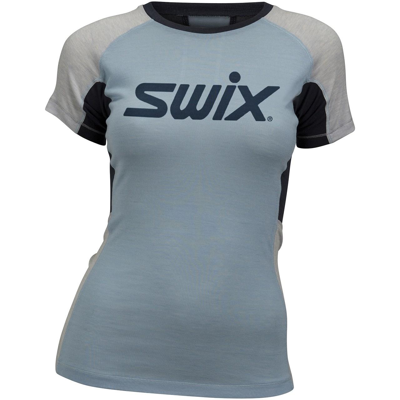 Motion tech wool t-shirt W