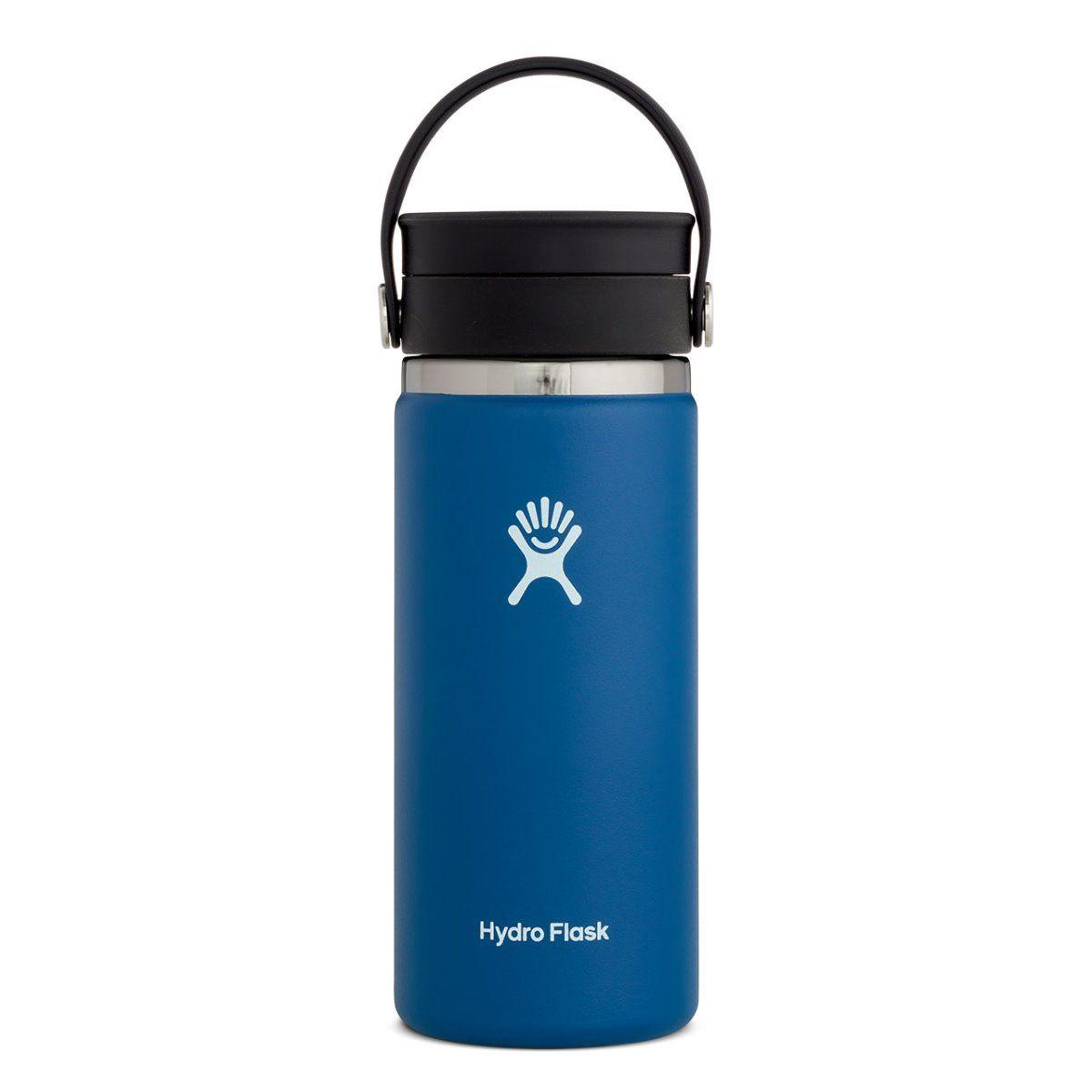 Hydroflask 16 oz kaffekopp cobolt