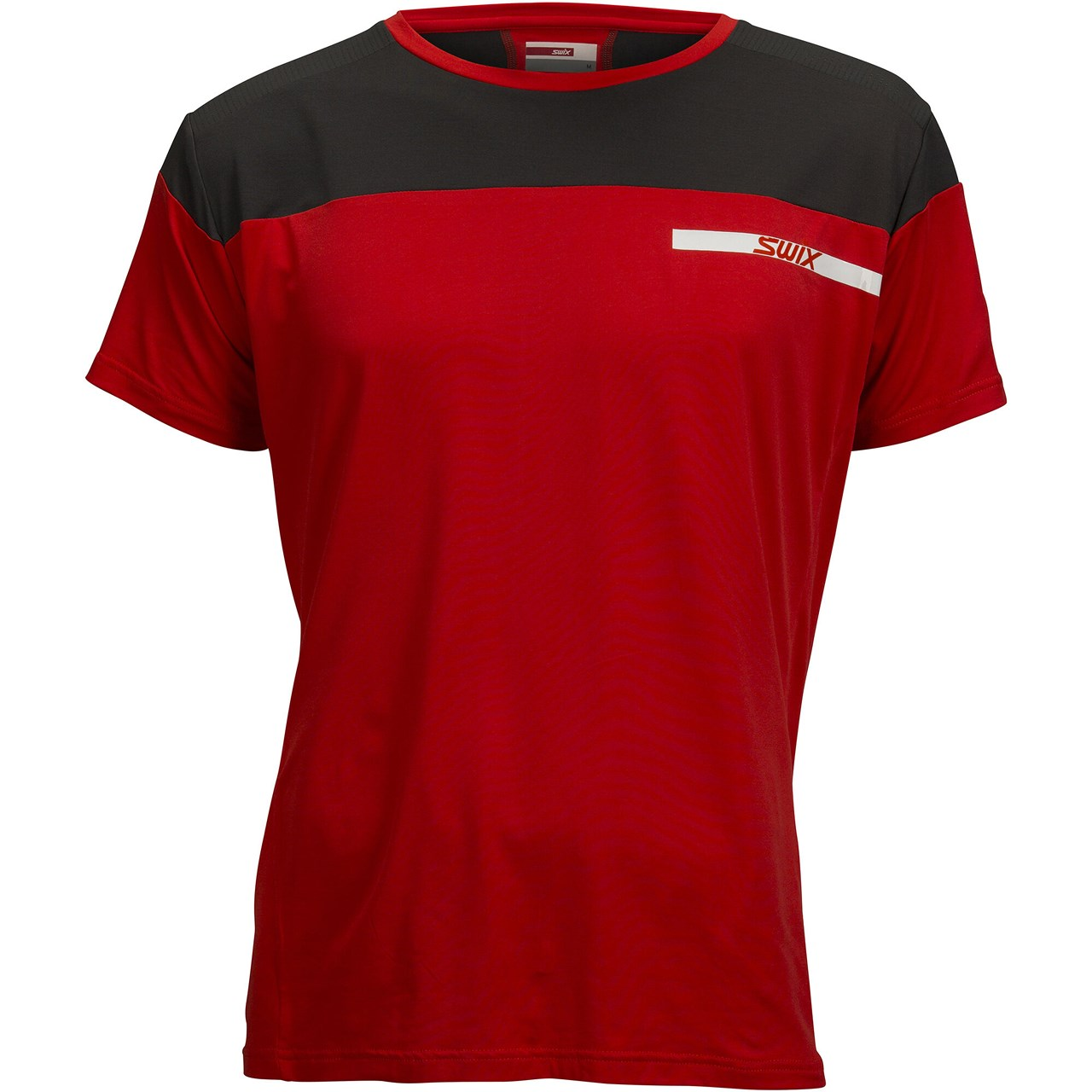 Swix Carbon t-shirt M red
