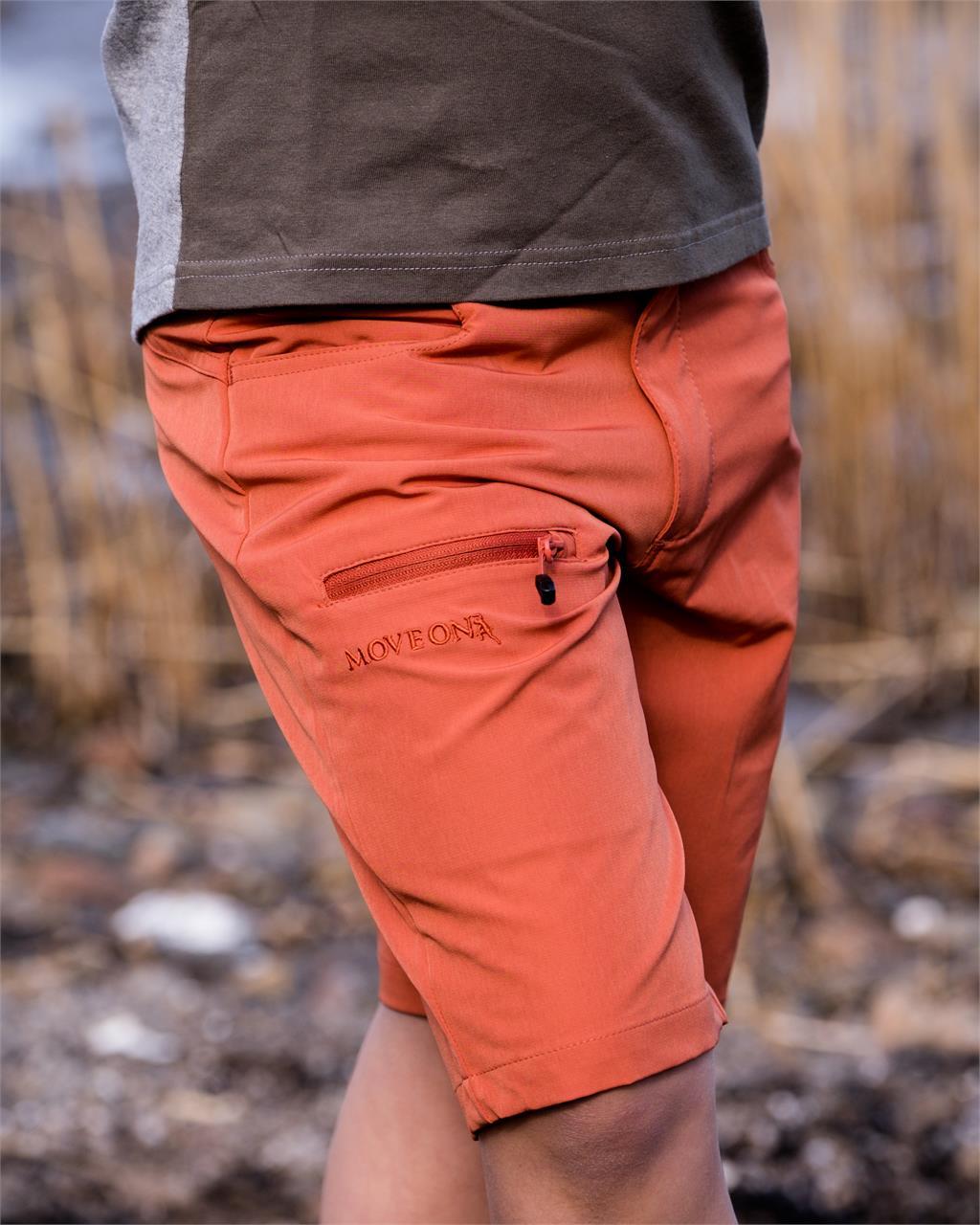 Move on Bolkesjø shorts JR ginger