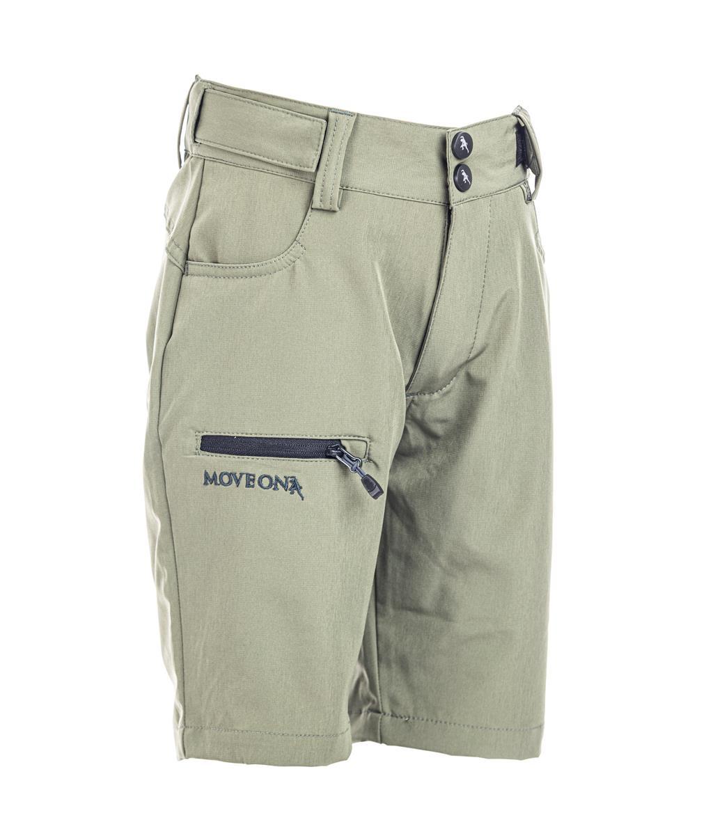 Move on Bolkesjø shorts JR olive