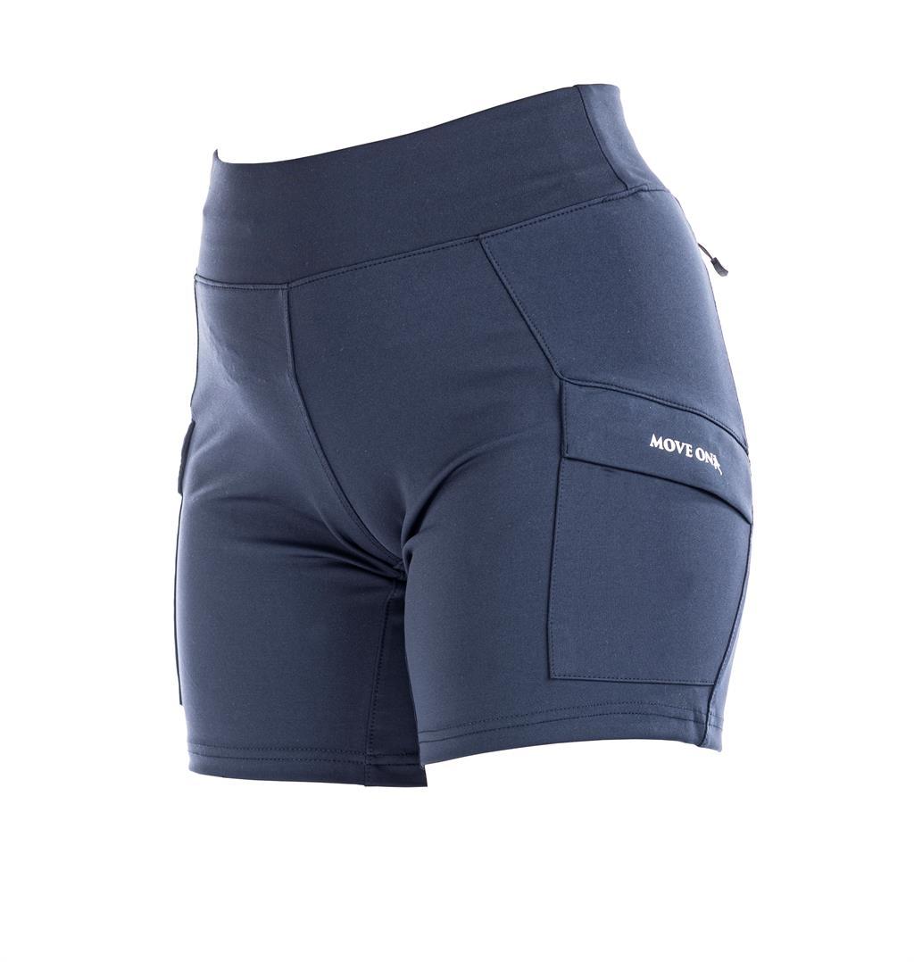 Move on Reine shorts dame navy