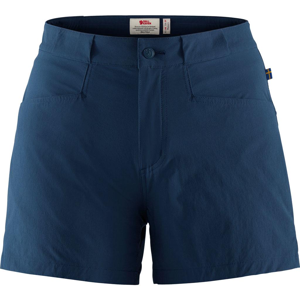 Fjällräven High coast lite shorts W navy