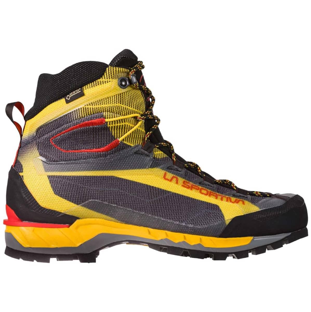 La Sportiva Trango Tech GTX M Black/Yellow