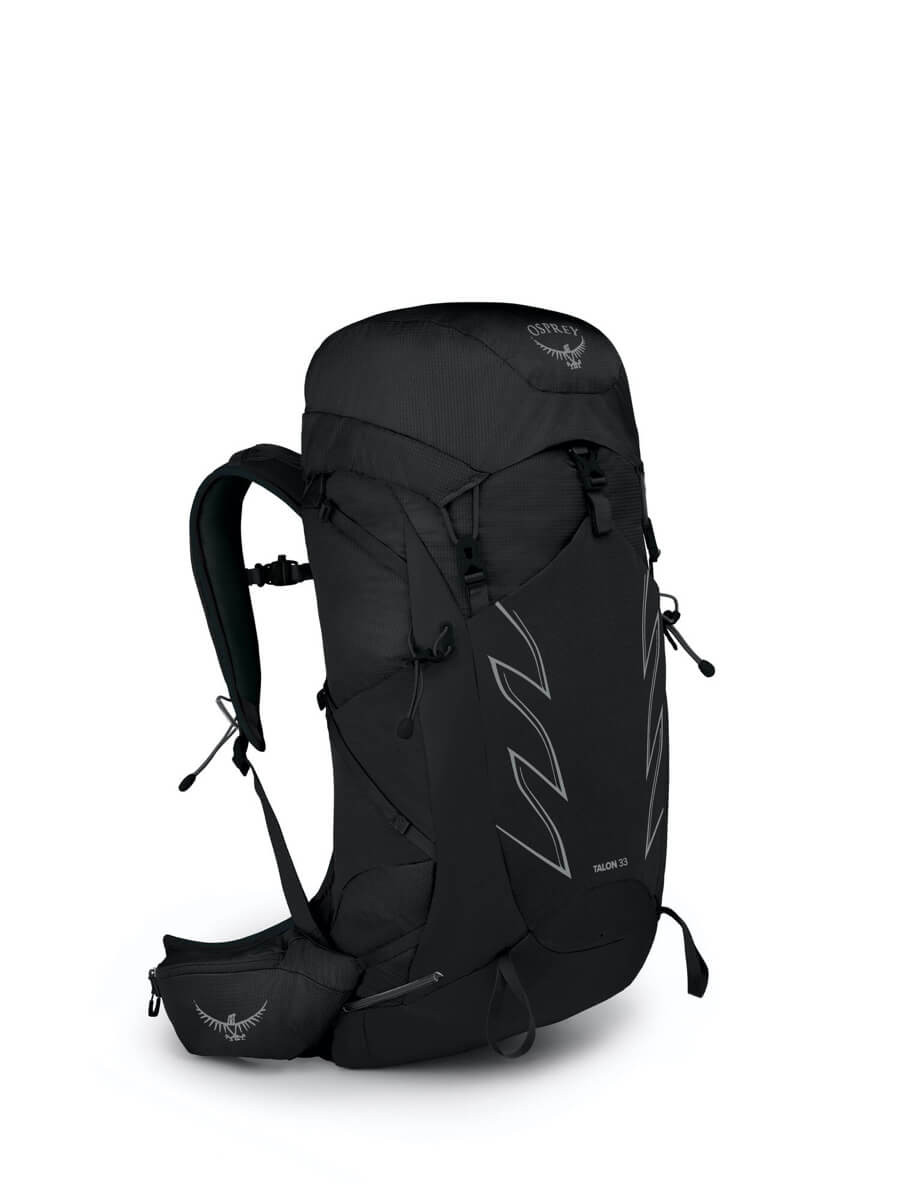 Osprey Talon 33 L stealth black