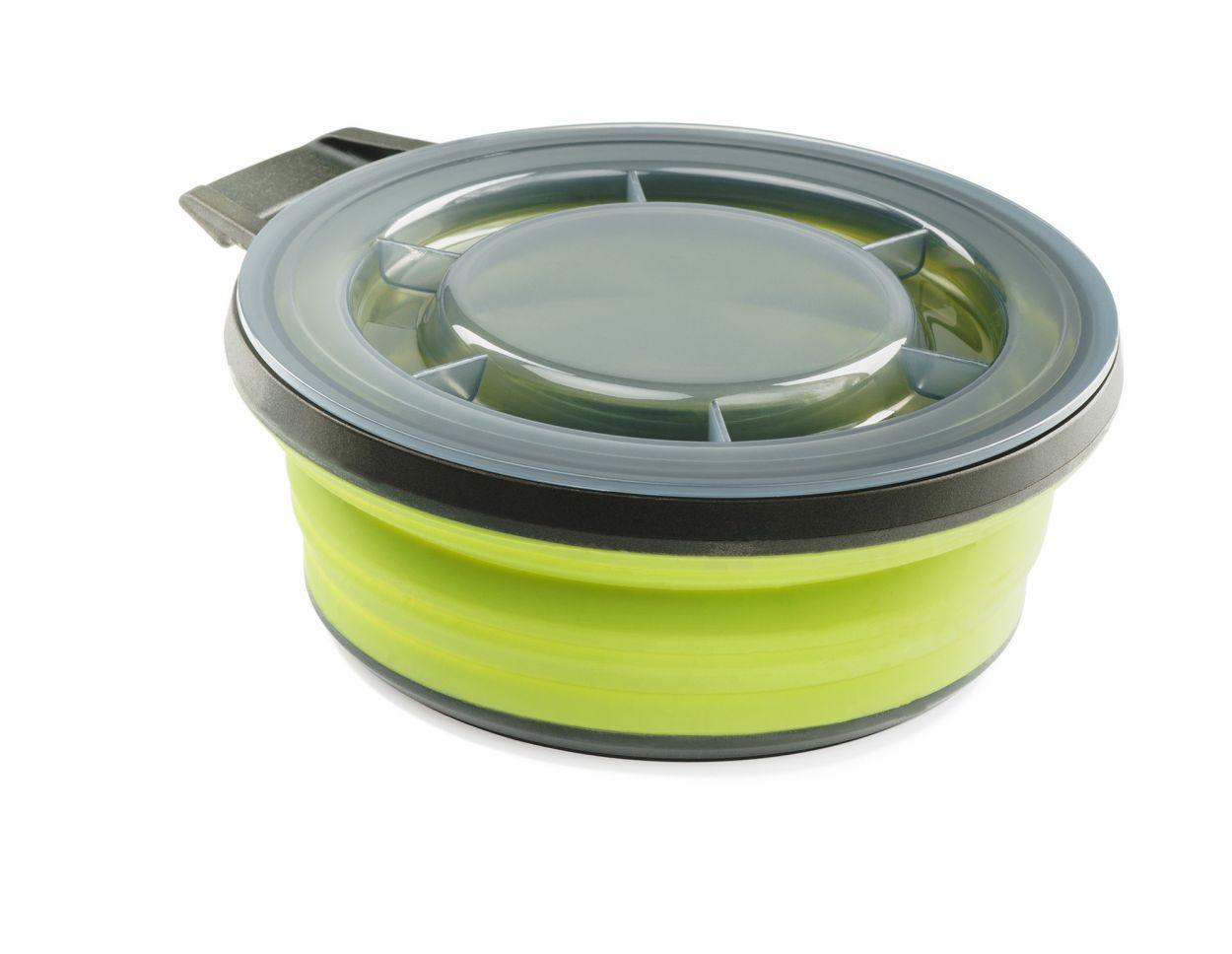 GSI Escape bowl + lid 650 ml green