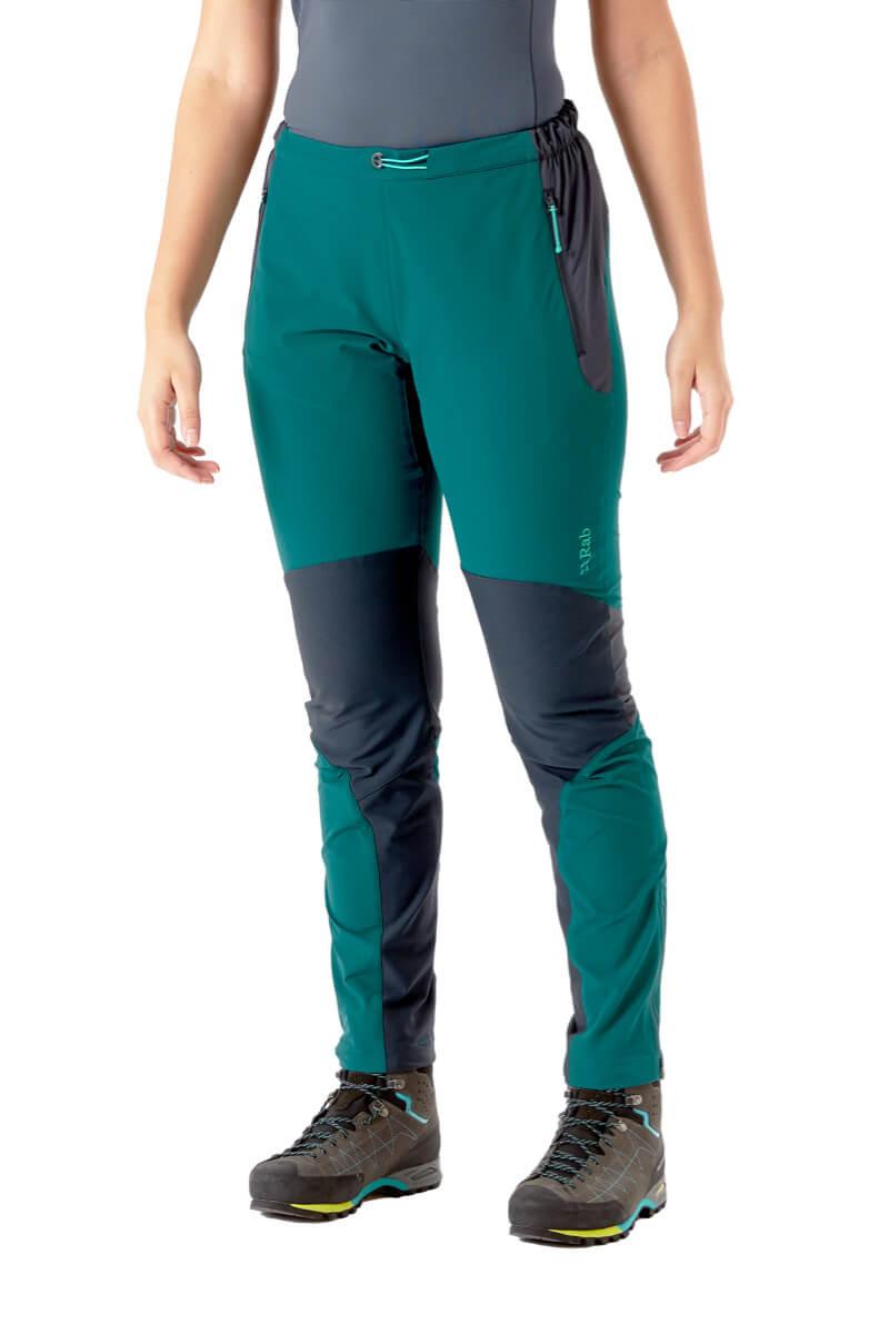 Rab Torque pants dame green