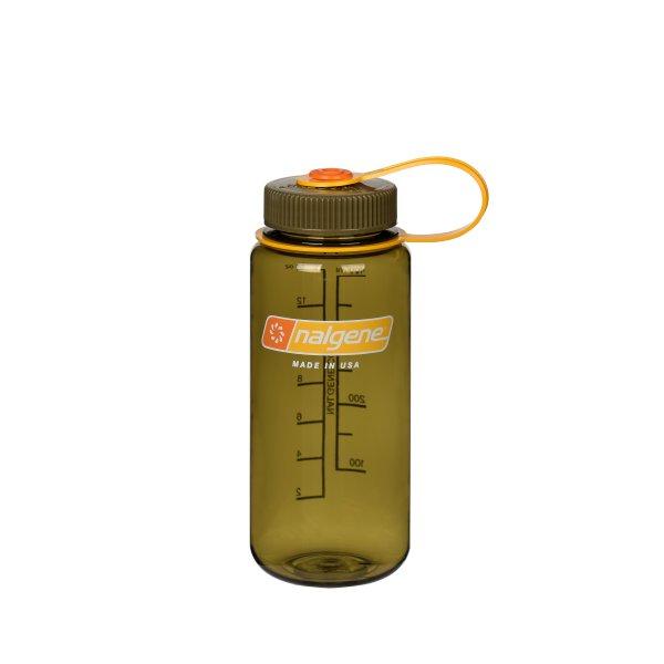Nalgene 1 L stor åpning olive